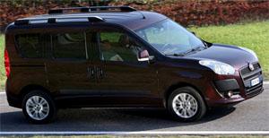 voiture agadir:Fiat Doblo